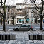 mobilier urbain mobilier public